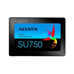 "SSD  A-Data  512GB  Ultimate SU750. SATA-III, R/W - 550/520 MB/s, 2.5"", TLC 3D NAND"